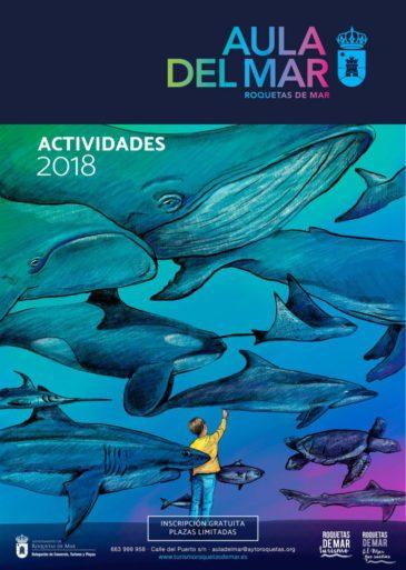 Conferencia-Taller en el Aula del Mar de Roquetas de Mar