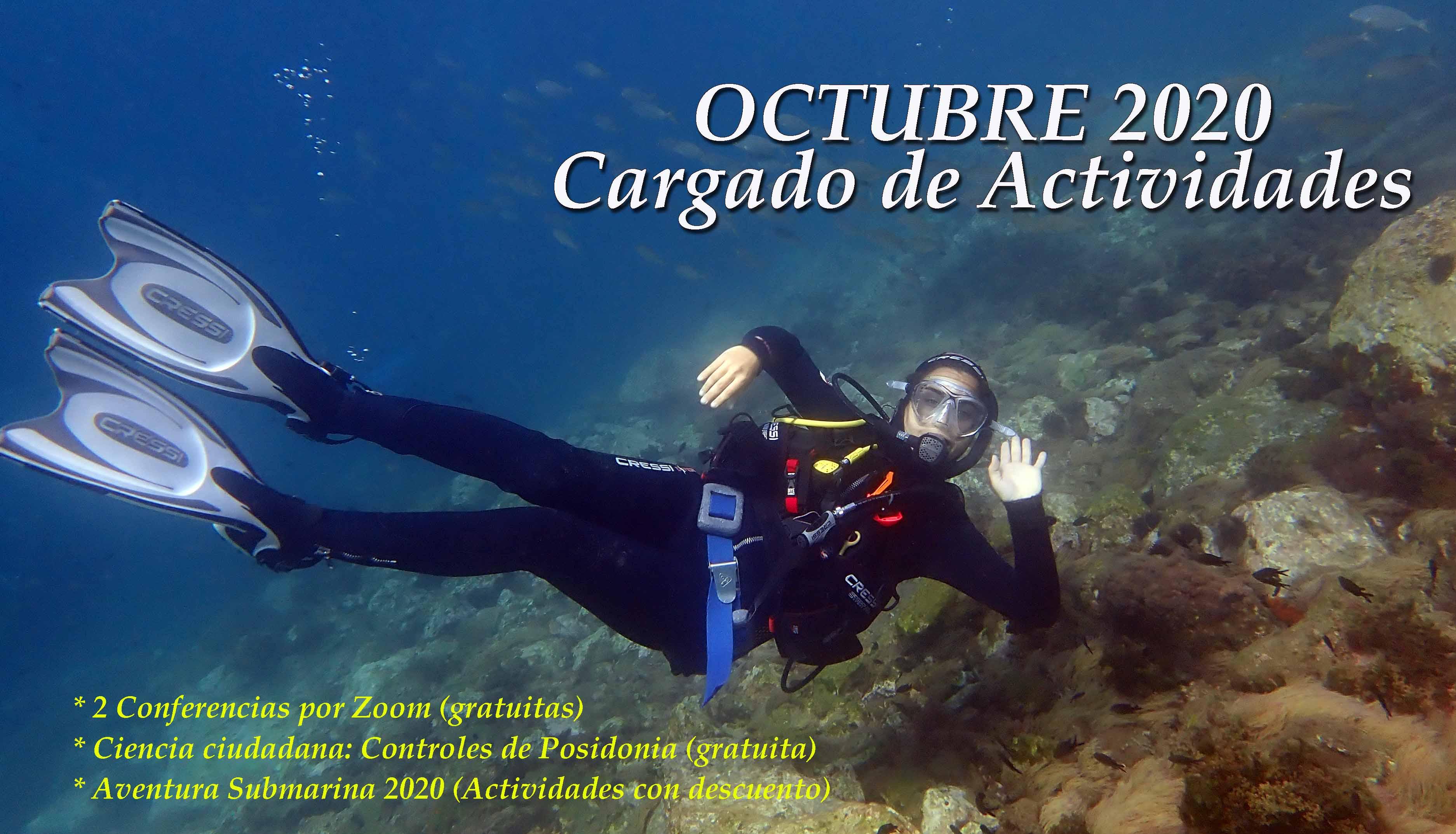 OCTUBRE CARGADO DE ACTIVIDADES